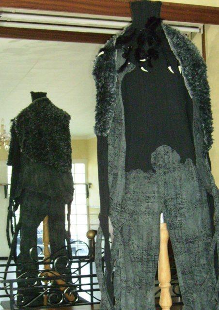 Cernunnos (recto-verso) : Exposition BDN - VERLAINE (08/2011)