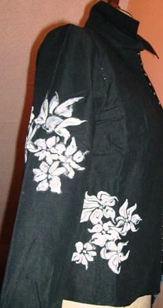 La fée fleur : chemise (haut)