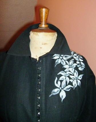 La fée fleur (costume) : Chemise - Haut
