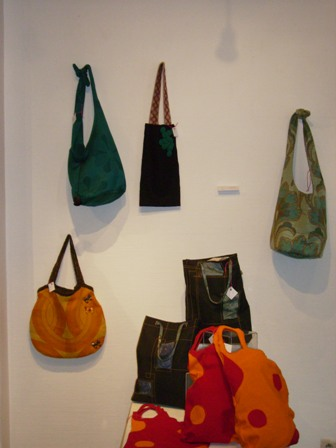 Sacs - Vanessa Cao et REZline - Expo (Mai 2008).