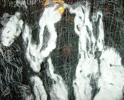 Diptyque « Insertion, Immersion » – 2007 : évolution du travail (détail) -12.