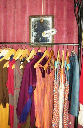 Oriental Zirkus : penderie et accessoires (PO 2011)