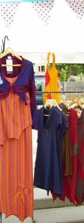 """Robe """"Rainbow"""" et boléro """"My-a Zirkus""""- Penderie et accessoires (Hannut)"""