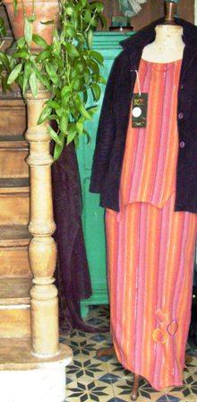 """Robe """"Rainbow"""" et veste """"Ama"""" (PO 2010)"""