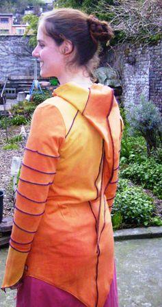 Gilet-robe