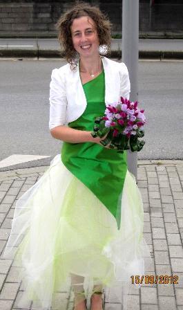 Robe de mariée - Aurélie G.