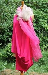 robe calla rose