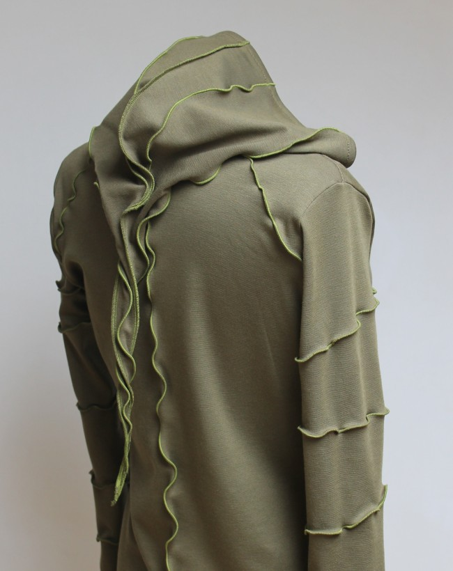 Gilet-Robe vert kaki (Web) (3)